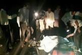 باشگاه خبرنگاران - مرگ موتور سوار دربرخورد با خودرو در فراهان + عکس