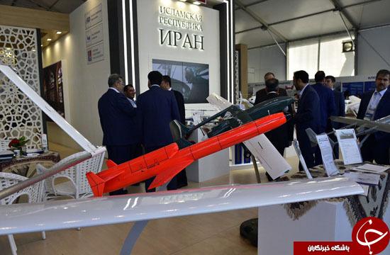 نمایش اقتدار صنعت هوافضای ایران در میان برترینها جهان + تصاویر