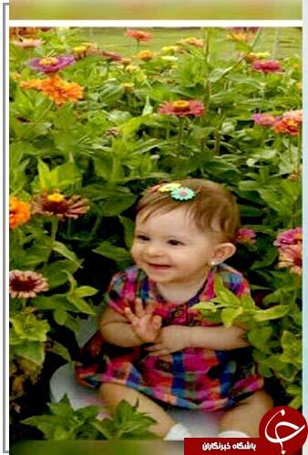 دست یاری پدر و مادر کودک هشت ماهه گمشده به سوی مردم