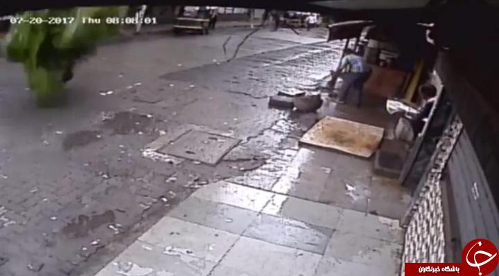 سقوط درخت، مرگ دردناک مجری تلویزیونی معروف هندوستان را رقم زد + تصاویر