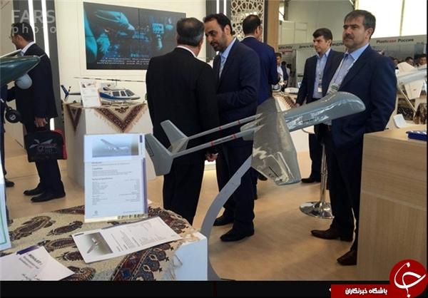 پهپادهای ایرانی به روسیه صادر می شود