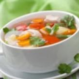 باشگاه خبرنگاران -طرز تهیه سوپ رژیمیِ سبزیجات با مرغ