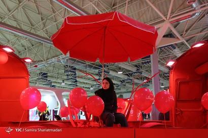 باشگاه خبرنگاران -نمایشگاه بینالمللی الکامپ
