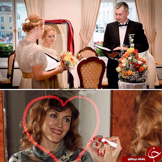 «سولوگامی»، مد جدید ازدواج در اروپا +عکس