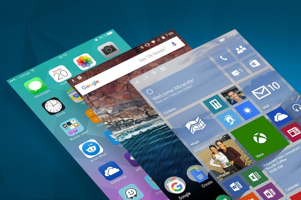 افزایش ارتباط ویندوز 10 با اندروید و آیاواس