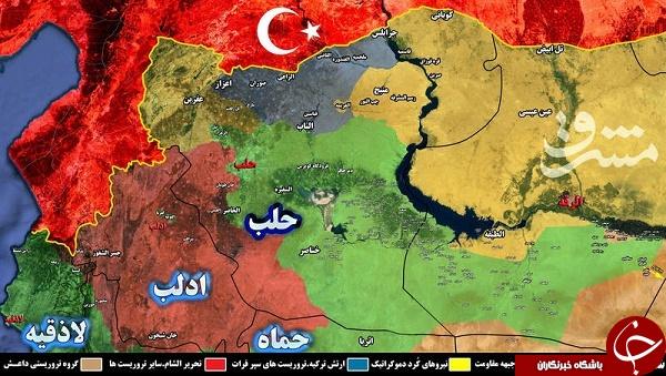 چرا ترکیه به شمال سوریه لشکر کشی کرد؟/ روسیه بزرگترین برنده بازی آمریکا و ترکیه