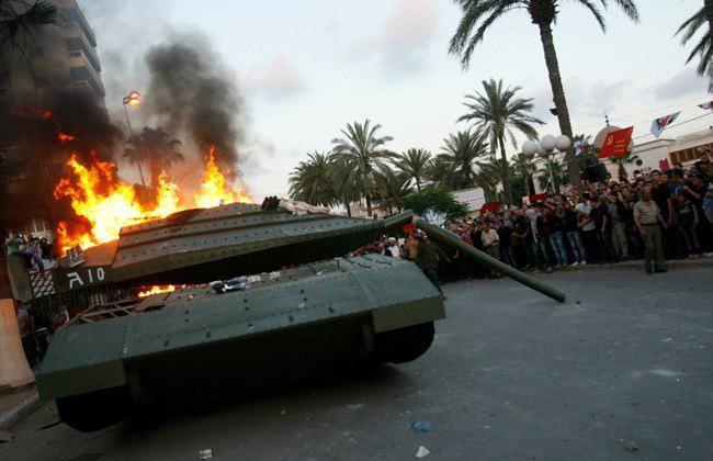 انهدام تانکهای ارتش اسرائیل در جنگ 33 روزه با موشکهای«کورنت»حزبالله+مشخصات و تصاویر