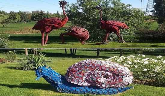شادی و هیجان را در «پارک بازیافت» تجربه کنید