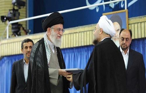 تنفیذ دوازدهم / تاریخچه تنفیذ از بنی صدر تا روحانی + عکس