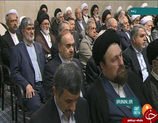 سوابق جواد ظریف حکم تنفیذ چیست تنفیذ ریاستجمهوری تنفیذ روحانی اخبار بدون سانسور سیاسی احمدی نژاد و روحانی احمدی نژاد کجاست