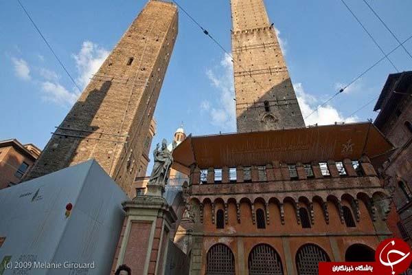 باور میکنید این برجهای بلند قرون وسطایی باشند؟