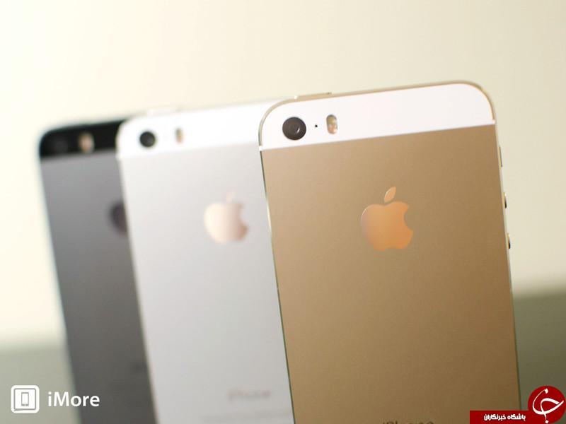 مقایسه گوشی آیفون 6 و گلکسی S6 ایج