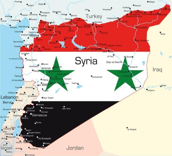 سلاح عجیب تروریستها در سوریه +عکس