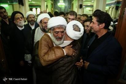 مراسم ختم برادر حجت الاسلام والمسلمین صدیقی