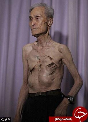 فاجعه هولناک پسری کوچک و مردی چاق در ژاپن ؛ روزی که آمریکا مرگ هزاران انسان را جشن گرفت+تصاویر
