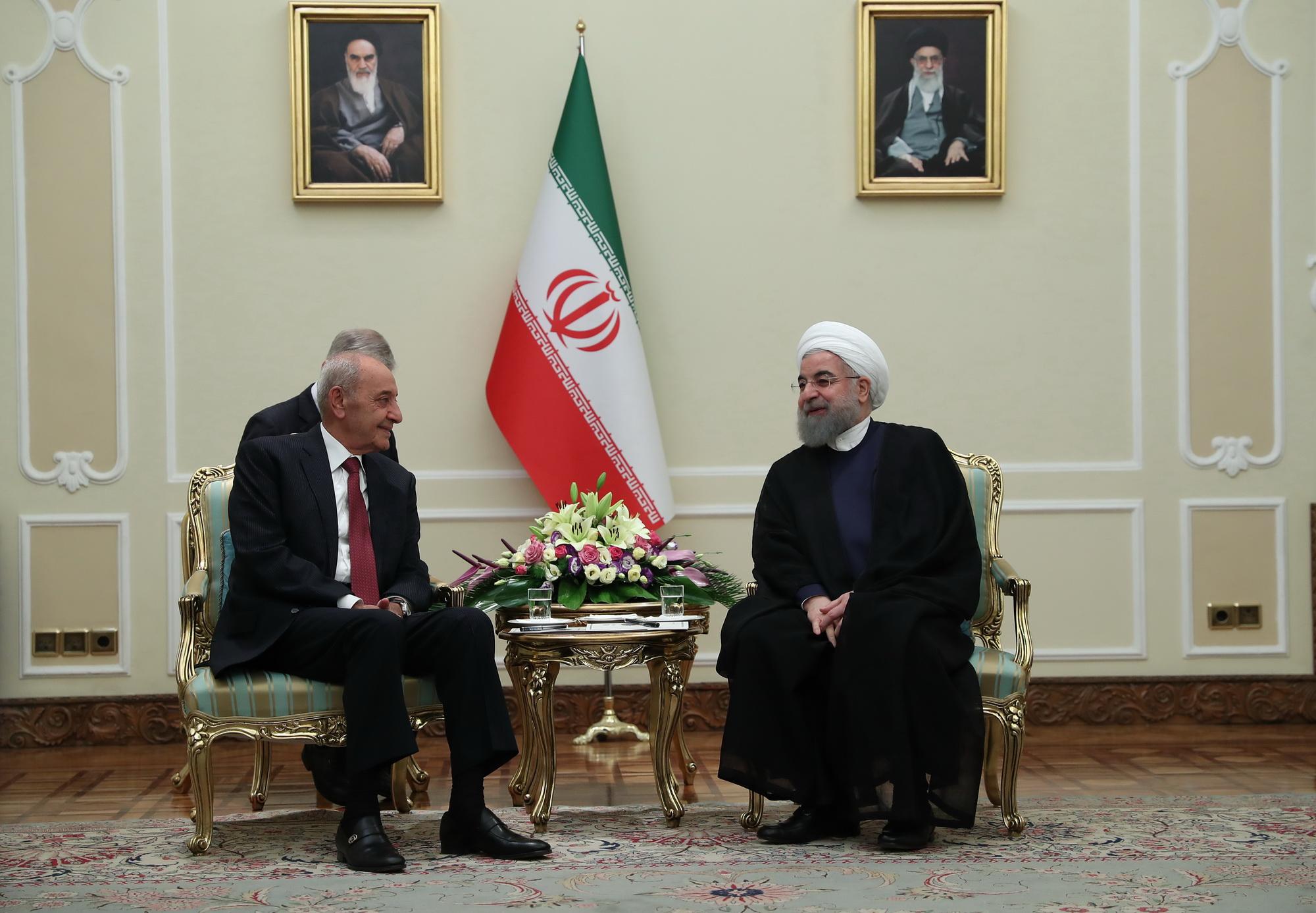 ایران همواره در کنار دولت، ملت و مقاومت لبنان خواهد بود/ صهیونیسم و تروریسم دو خطر بزرگ در منطقه است