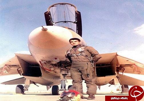 شهید بابایی، اسوه دفاع مقدس و پرواز
