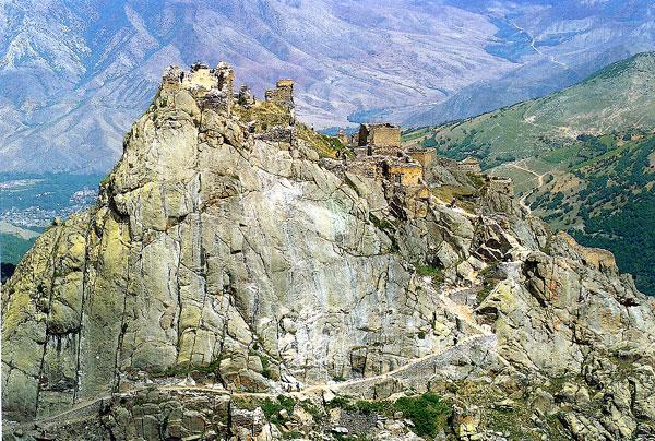 پارسوماش؛ محل نخستین تماس آشوریان با پارسیان