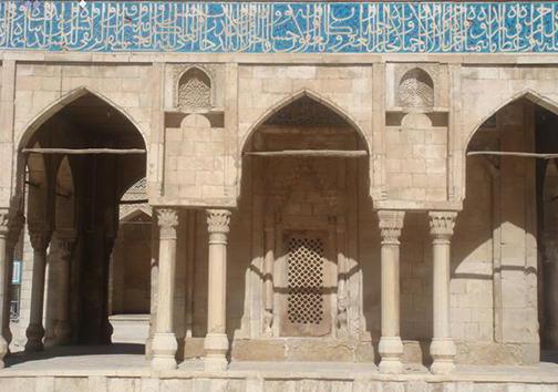 مسجد جامع عتیق، کهنترین مسجد شیراز