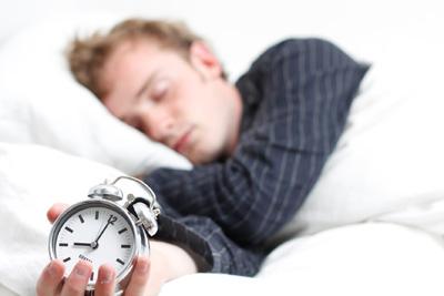 روش صحیح خوابیدن
