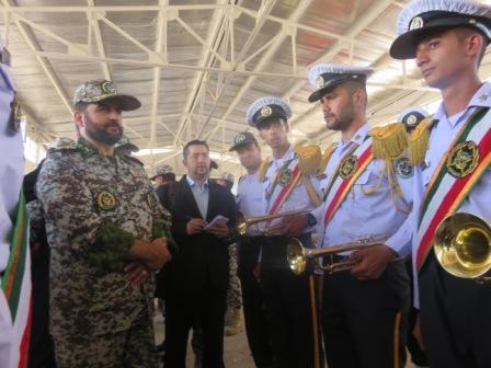 گردان «پهپاد» در ایستگاه رادار شهید مجید عسگری هاشم آباد افتتاح شد