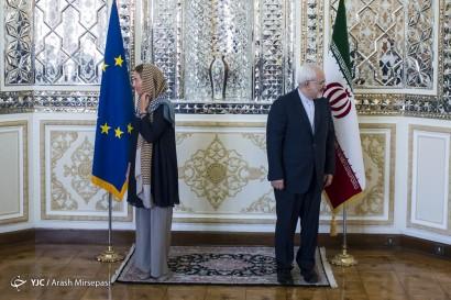 دیدارهای امروز محمدجواد ظریف وزیر امور خارجه