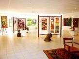 گالریهایی که روح بازدیدکنندگان را در این گرمای تابستان جلا میدهند