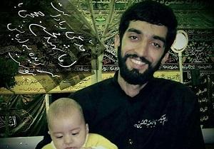 پیام حاج قاسم سلیمانی به مناسبت شهادت محسن حججی +عکس
