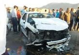 باشگاه خبرنگاران -تصادف شدید در جاده صادقیه - بروجن + تصاویر