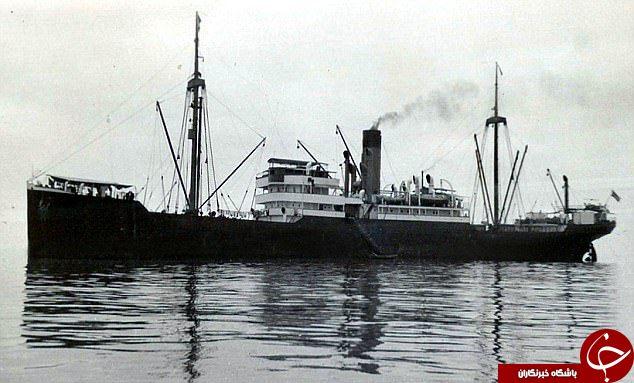 گنج بزرگ هیتلر در آبهای ایسلند کشف شد+ تصاویر