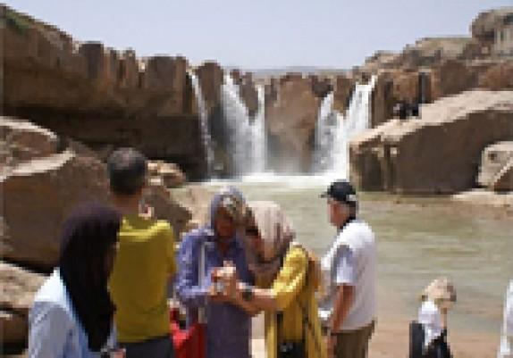 باشگاه خبرنگاران -اسکان۱۳۰۰ گردشگر خارجی در مناطق عشایری کهگیلویه و بویراحمد