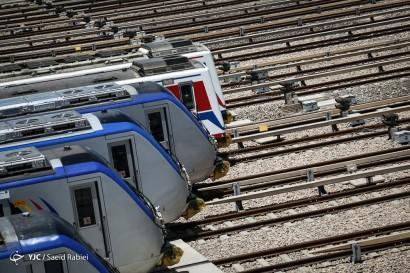 باشگاه خبرنگاران -آیین بهره برداری از ۶۶دستگاه واگن مترو و ۳۰دستگاه اتوبوس