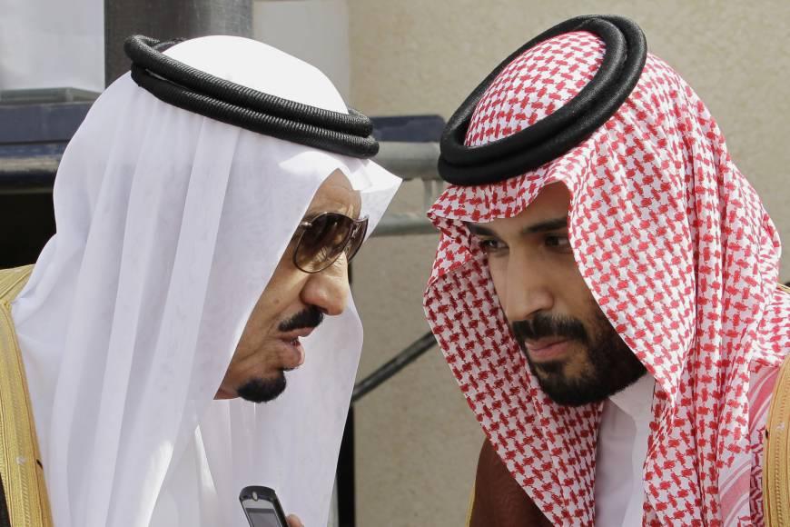 پادشاه عربستان سعودی اداره امور کشورش را به ولیعهد واگذار کرد