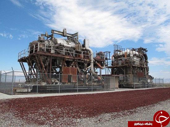 اولین نیروگاه هستهای جهان+عکس