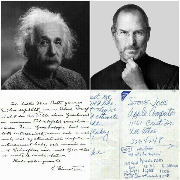 دستخط بد نشانی از هوش