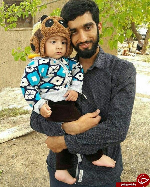 بیوگرافی شهید مدافع حرم محسن حججی