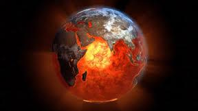 ۲۰۱۶ گرمترین سال کره زمین