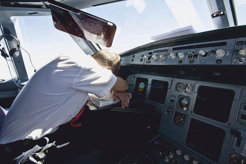 کشفی جدید برای کمک به جلوگیری ازبی خوابی مفرط خلبانهای جنگی و مسافربری