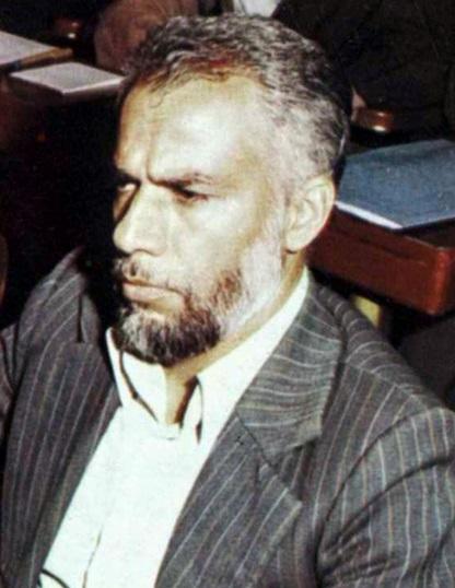 زندگینامه شهید عباس حیدری