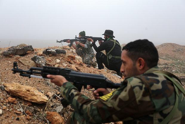 باشگاه خبرنگاران -آزادسازی ۱۰۰ کیلومتر مربع در جنوبشرقی سوریه