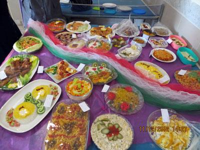 پایان دومین جشنواره سراسری سفره ایرانی فرهنگ گردشگری