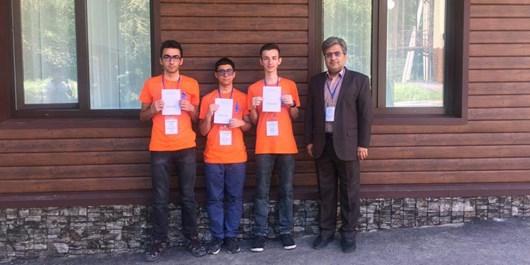 کسب مقام اول گراف در مسابقات ریاضی تورنمت مسکو توسط دانشآموزان تبریزی