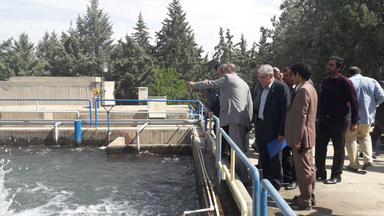 اجرای ۴۰۰ کیلومتر شبکه فاضلاب در حاشیه شهر مشهد