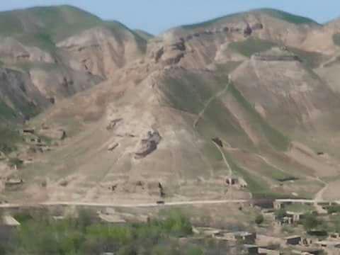 کشته شدن معاون قوماندان گروه داعش در ولسوالی قوش تپه جوزجان در درگیری با طالبان