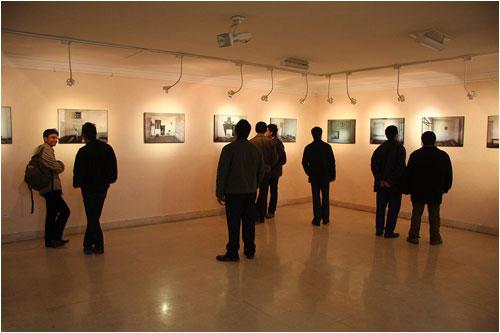 برپایی نمایشگاه عکس انتخاب در نهاوند
