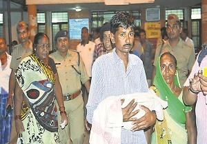 مرگ 60 کودک هندی در بیمارستان دولتی