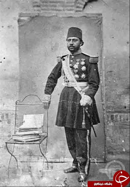 اولین شهردار تهران + عکس