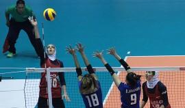 برنامه دور دوم رقابت های والیبال قهرمانی زنان آسیا