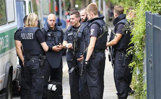 بازداشت یک سوری در آلمان به اتهام عضویت در گروههای تروریستی