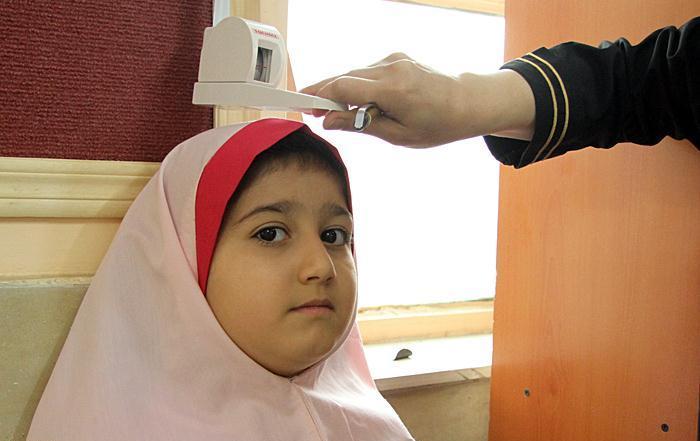 اجرای طرح سنجش سلامت کودکان پیش دبستانی